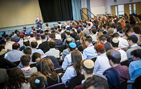 Rabbi Dwek Visit