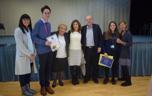 Year 12 GCSE Celebration