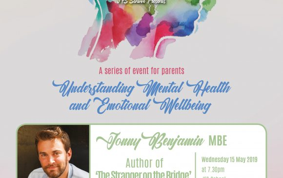 Wellbeing Speaker For Parents