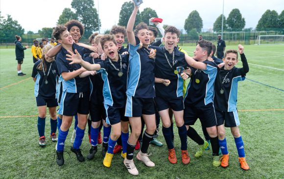 London Schools FA Cup Winners