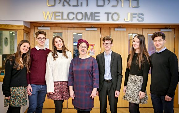 JFS Head Boy / Head Girl Team Announcement