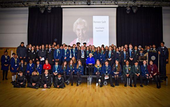 Brent Schools Holocaust Memorial Seminar