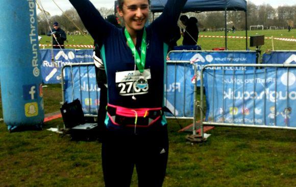 Layla Sklar – Marathon Runner