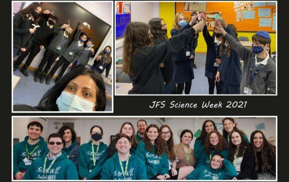 JFS Science Week 2021