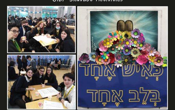 Shavuot With JiEP