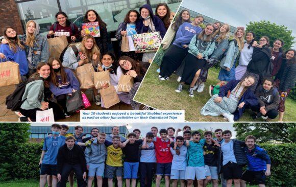 Year 10 Gateshead Trips